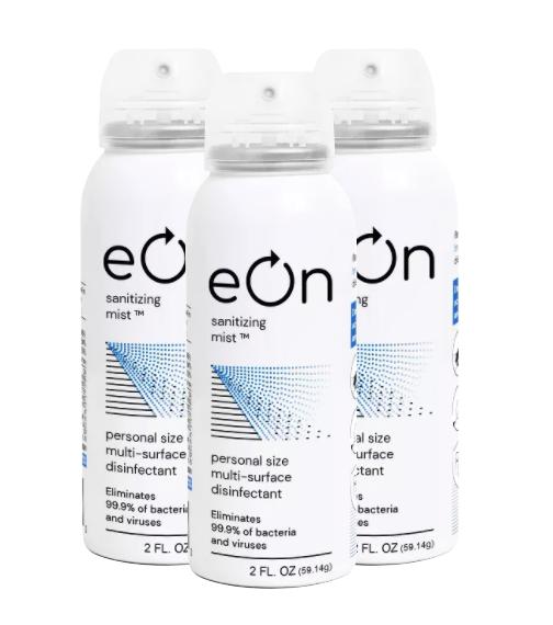 eon Personal Sanitizing Mist - Disinfectant Spray