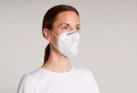 KN95 Mask- Individually Bagged, Box of 50
