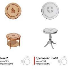 столы-Азалия,-Магнолия,-Камелия,-Комфорт