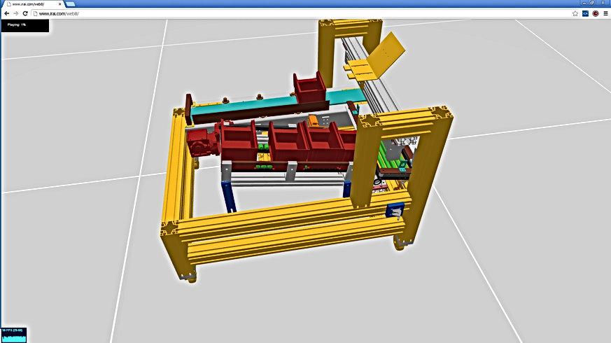 exemple de simulation machine bts crsa