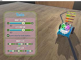 mBot, logiciel, robot