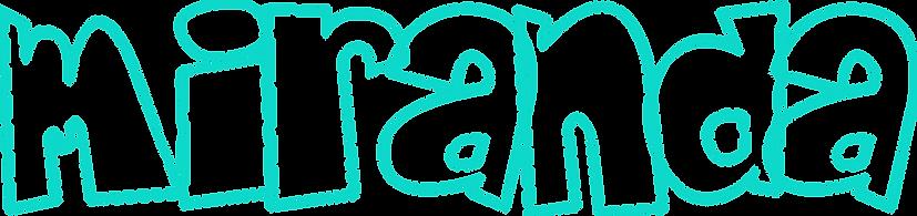 Le logo de miranda, le logiciel pour robots éducatifs
