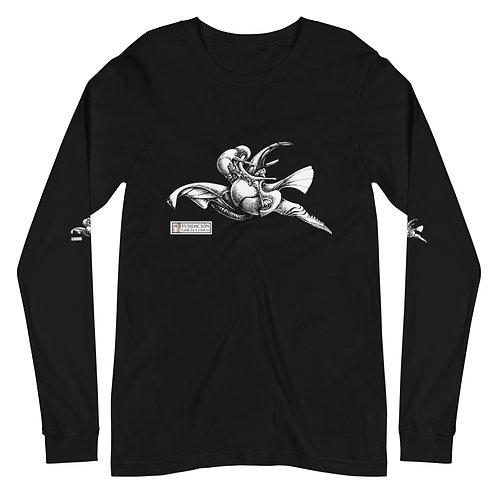 Camiseta de manga larga D1 - Unisex Long Sleeve Tee D1
