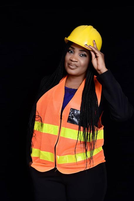 Victoria Naashika Quaye | Ghana | Sit, Crawl, Stand & Run!