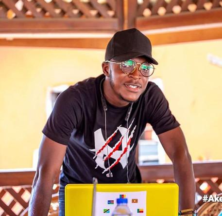 Emmanuel Quainoo Otoo | Ghana | The Young Shall Grow!