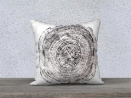 Cedar Tree Print Pillow Case