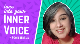 Tune into your Inner Voice | Dabung Girl Talk by Pooja Sharma