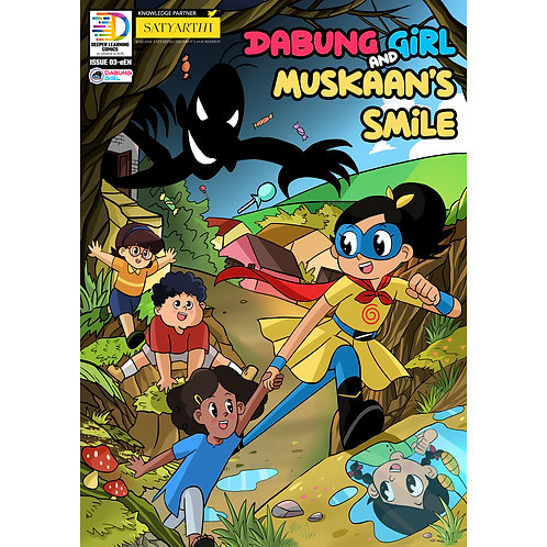 Dabung Girl and Muskaan's Smile [Set of 50 Books]