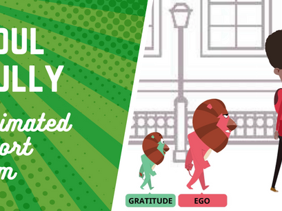 Soul Gully | Beautiful Animated Short Film on EGO versus GRATITUDE