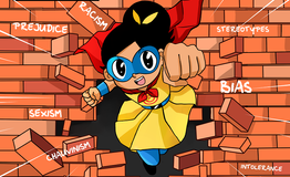 Dabung Girl featured in AnimationXpress