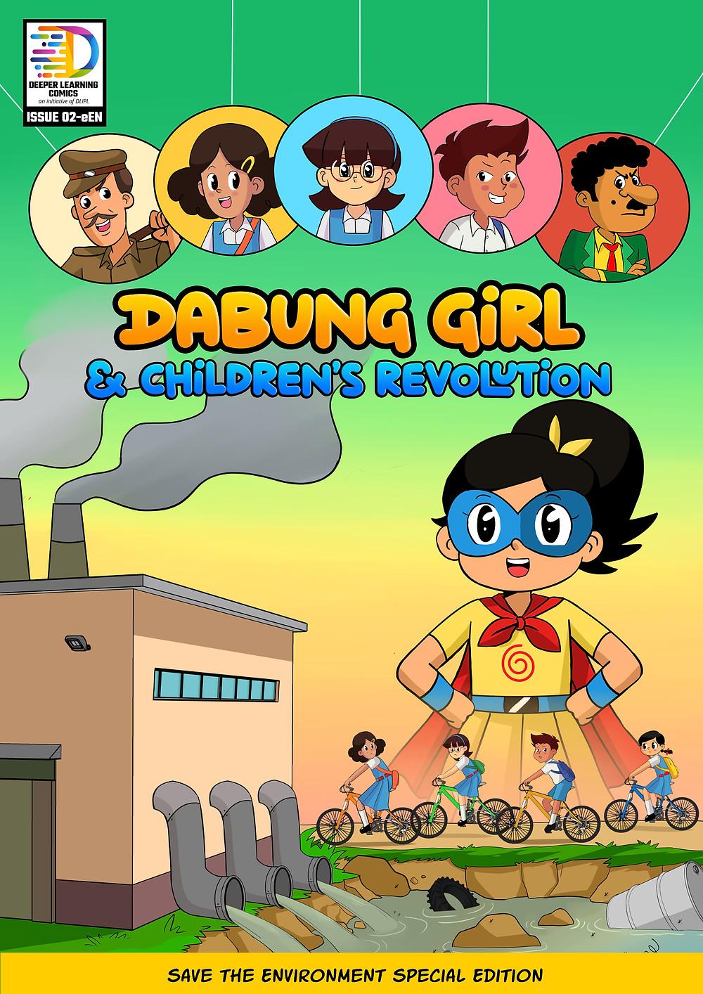 Dabung Girl and Children's Revolution