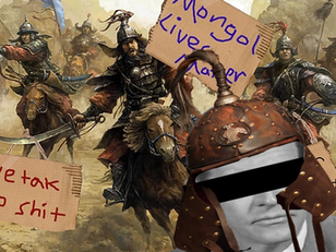 GTBT: The Mongol Invasions