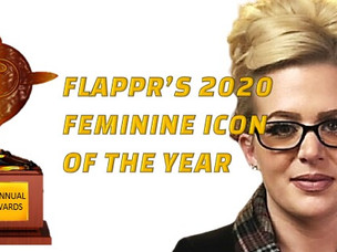 Flappr's 2020 Feminine Icon of the Year