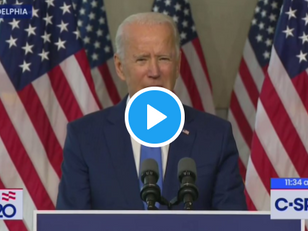WATCH: Joe Biden says '200 Million' People Have Died from COVID