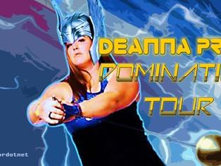 Celebrate DeAnna Price, America's Hammer Throwing Goddess of Thunder
