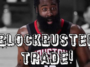 ANALYSIS: JAMES HARDEN TRADED TO NETS IN MEGA BLOCKBUSTER!!!