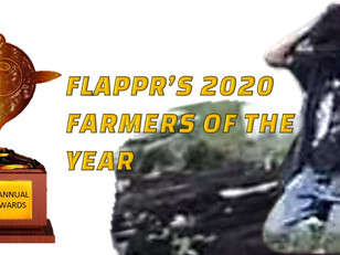 Flappr's 2020 Farmers of the Year