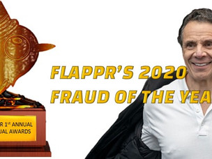 Flappr's 2020 Fraud of The Year