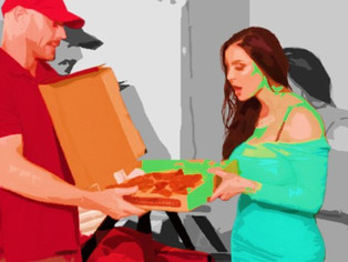 The End of The Pizza Delivery Boy?
