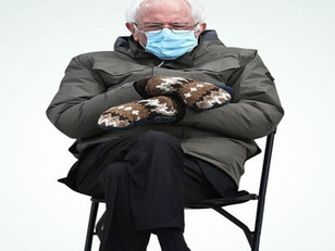 The Best of Bernie Sitting Memes