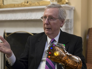 Libs Forget McConnell is McConnell, are SHOCKED he would fill SCOTUS vacancy.