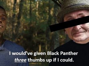 FlapzzFlickzz: Black Panther
