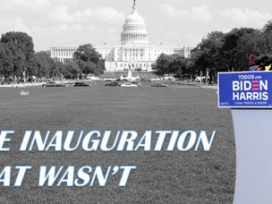 The Inauguration That Wasn't