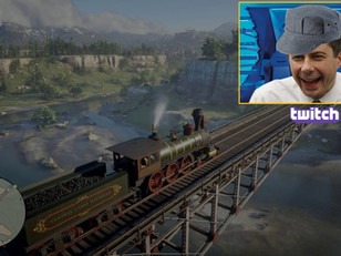 Mayor Pete Twitch Streams Red Dead Redemption 2; Rides Train for Six Hours