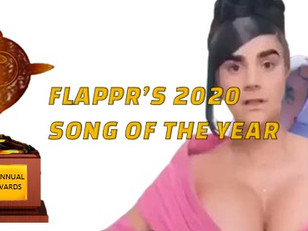 Flappr's 2020 Song of the Year Award