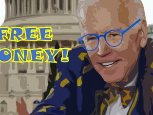 Joe Biden is a 90s Era TV Commercial