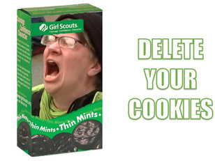Ladies Please: Delete Your Cookies