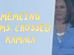 Memeing Arms-Crossed Kamala
