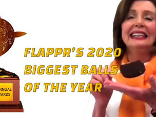 Flappr's 2020 Biggest Balls of The Year