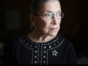 Ruth Bader Ginsburg, dead at 87