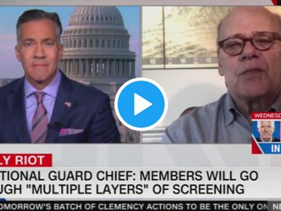 WATCH: Dem Rep. Cohen Insinuates Some Natl. Guard Might Be Traitors Since Many Probably Voted Trump
