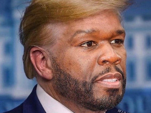 50 Cent Endorses Trump for President