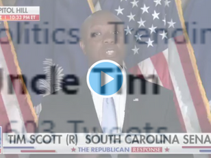 """Uncle Tim"" Trends on Twitter after Tim Scott Delivers GOP Response to Biden"