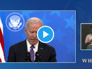 "WATCH: Biden Says ""Not a Single Thing A Man Can Do That a Woman Can't Do as Well or Better"""