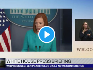 """WATCH: Psaki Says Biden Admin is """"flagging problematic posts for Facebook"""""""