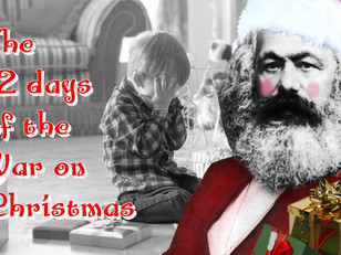 The Twelve Days of the War on Christmas