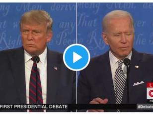 WATCH: Debate Night One Recap