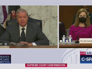 WATCH LIVE: Senate Confirmation Hearings for Amy Coney Barrett