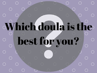 How to Find the Best Chattanooga Doula For You!