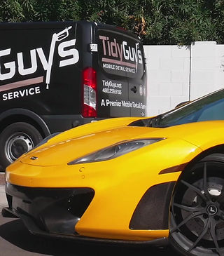 TidyGuys | Mobile Detail Services