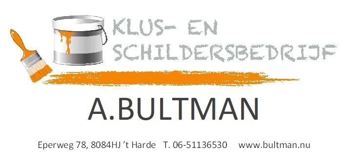 LOGO Klus- en schildersbedrijf A.Bultman 030118