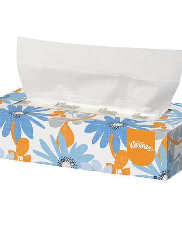 Facial tissues - Kleenex