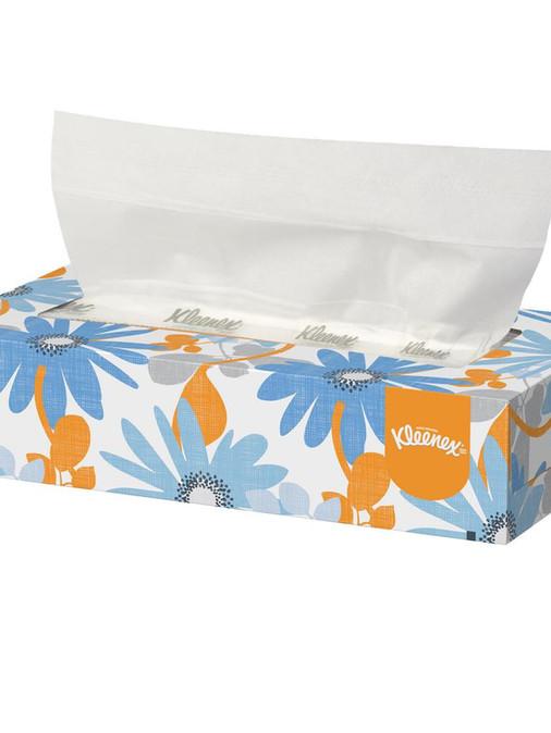 Facial tissues - Kleenex