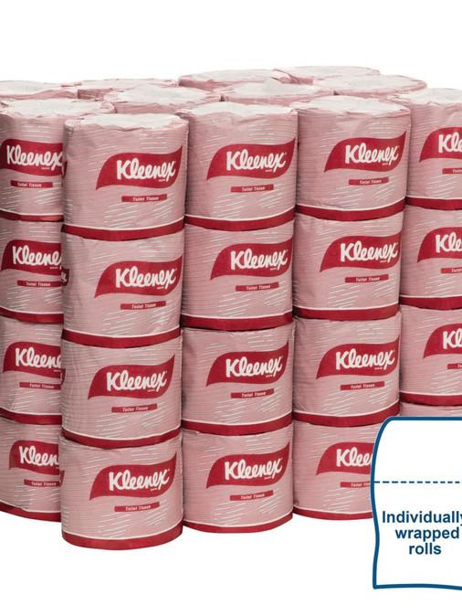 2ply Toilet Paper - Kleenex