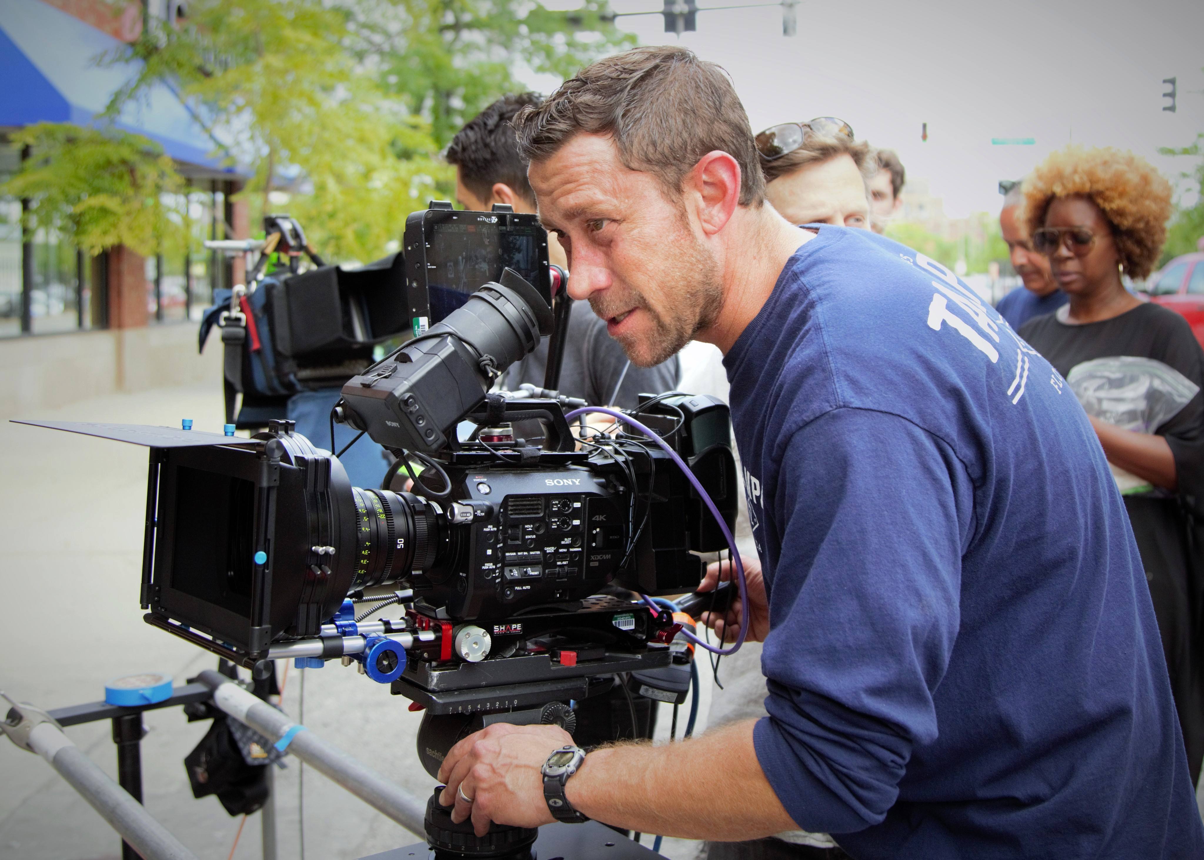 Director of Photography w/Gear