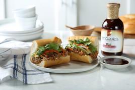 Bahn Mi Pork Sandwich